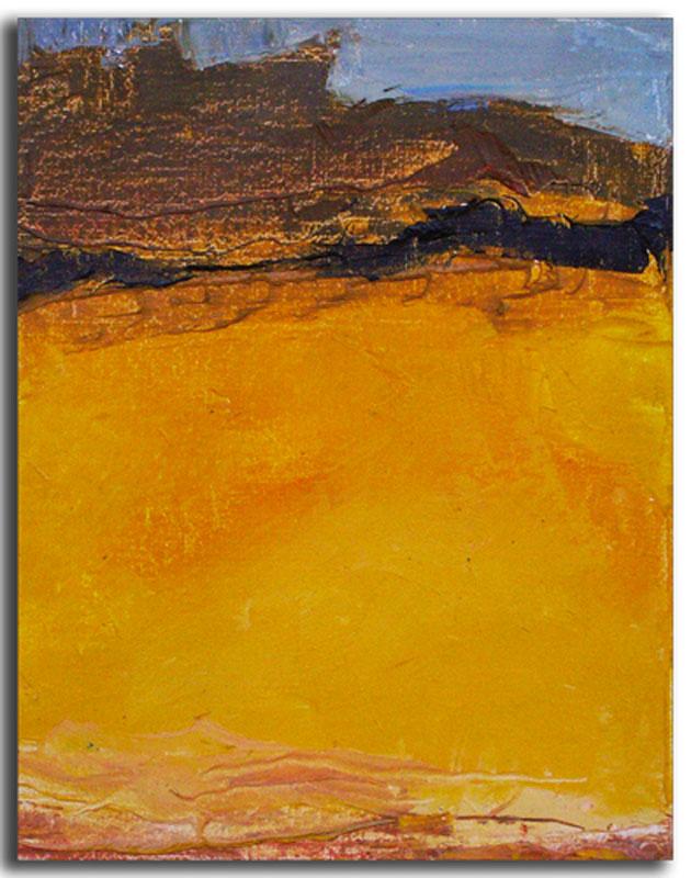 Dune Huile 17cm x 24cm (Disponible)