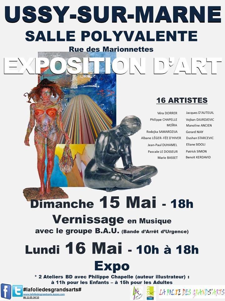 2016 : Exposition à FranceAgriMer