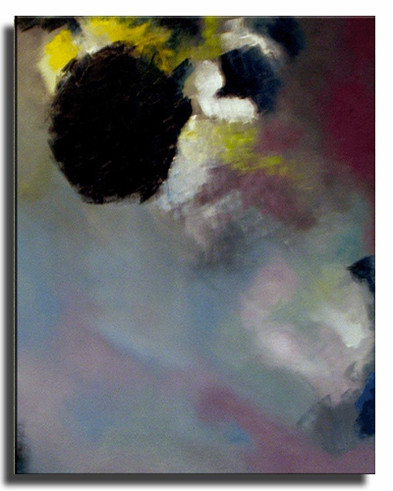 Ankou Huile sur toile 50 x 70 cm (Disponible)